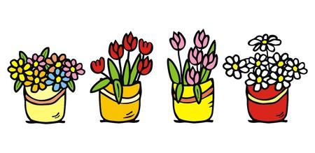 variance: flowers