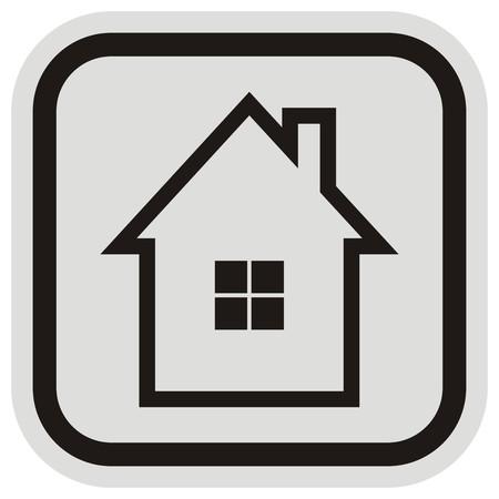 smokestack: house, frame