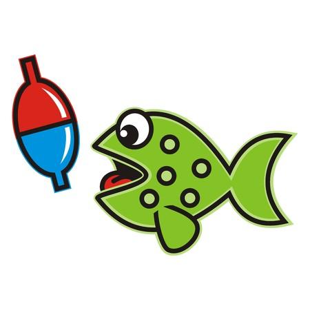 scalar: fish, funny Illustration