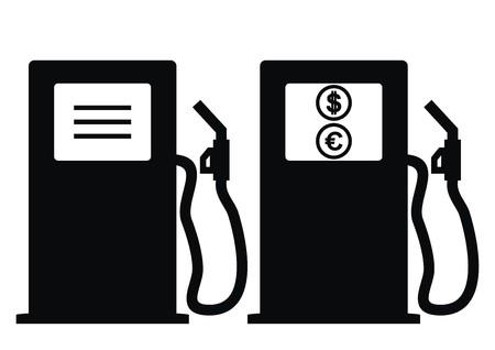 lpg: gas station