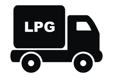 lpg: LPG car