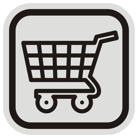 shopping cart Illustration