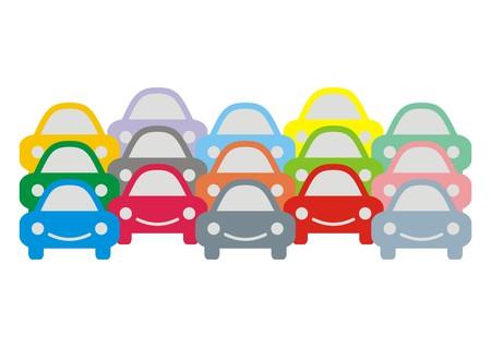 multitude: multitude cars