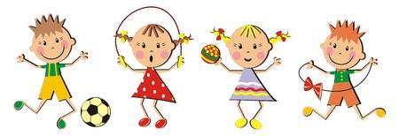 frisk: children and toys