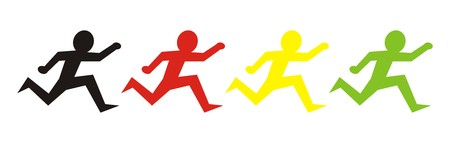 running: running figure