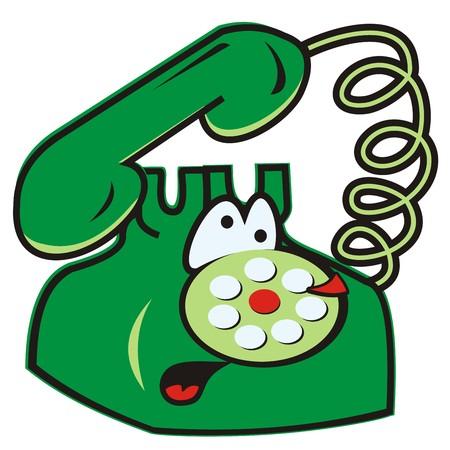 antiquated: telephone