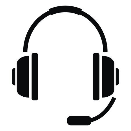 assistance, assistant, audio, black, business, call, center, communication, conference, conversation, customer, design, device, dispatcher, dj, ear, earphone, equipment, headphone, headphones, headset, hotline, icon, isolated, job, listen, man, microphone, music, object, office, operator, phone, pictogram, service, sign, signal, silhouette, sound, speak, stereo, support, symbol, talk, technology, telemarketing, vector, web, wireless