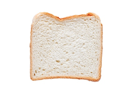 Slice of bread. Stock Photo - 10297666