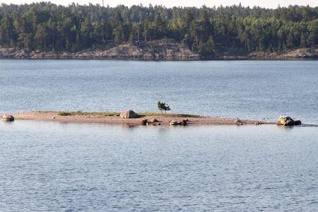 Little island. Stock Photo - 10297697