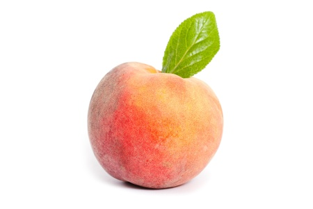 Peach. Stock Photo - 10322803