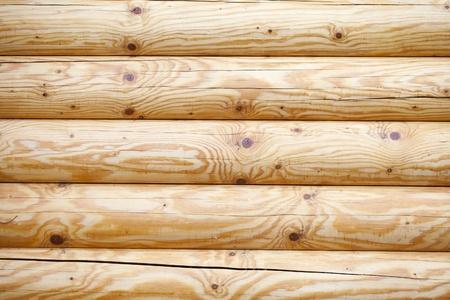 wood log: Log wall.