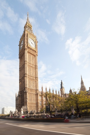 Big Ben in London, United Kingdom  photo