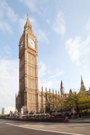 Big Ben in London, United Kingdom  photo