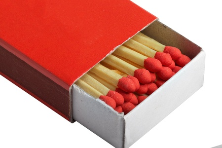 Safety matches  photo