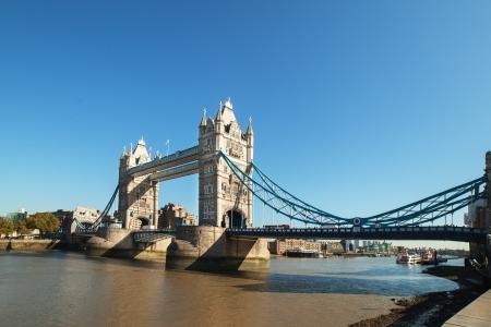 Tower bridge in London, United Kingdom  photo