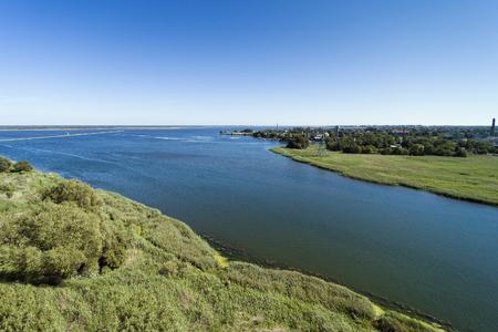 Liepaja lake, Liepaja area, Latvia.