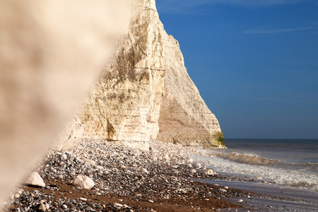 Seven Sisters cliffs, England, United Kingdom. Stock Photo