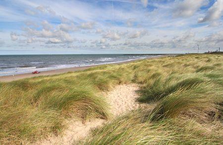 Secret spot in the dunes