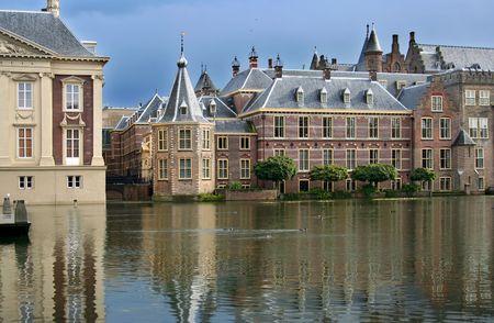 Dutch Government in The Hague - Binnenhof