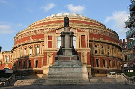 Royal Albert Hall in Kensington, London