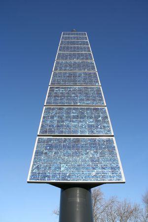 Solar energy panels Stock Photo - 3615874