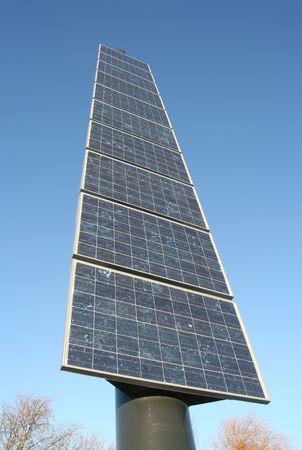 Solar panel for alternative energy Stock Photo - 3916509