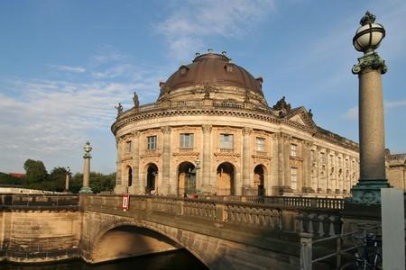 bode: Bode Museum in museum insel in Berlin