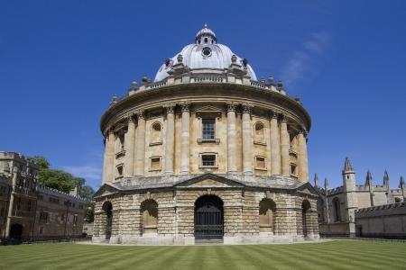 De Radcliffe Camera in Oxford, Verenigd Koninkrijk
