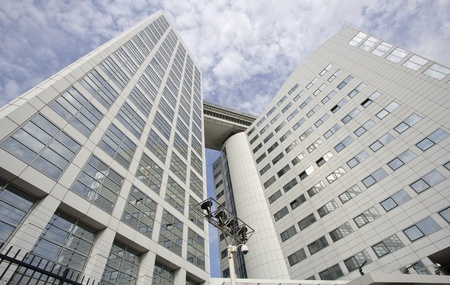 International Criminal Court in The Hague, Holland