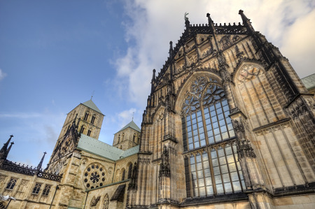 munster: Cathedral of Munster in Germany