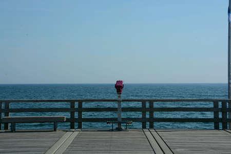 sea view at Binz Reklamní fotografie