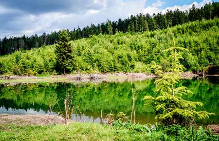 Lake Jazer Standard-Bild - 102579236