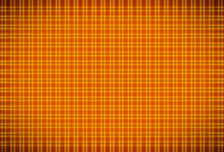 gamut: Colorful abstract soft focus high resolution background illustration inspired by orange table cloth.