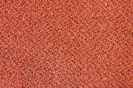 Detail of red carpet, detailed texture background. photo