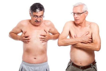 Männer nackt ältere Männer Sclagen