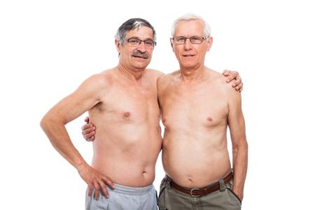 Männer nakte alte Alte männer