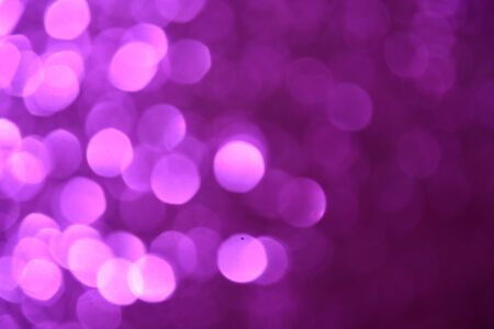 Abstract warm bokeh effect on blue background. Gold glitter lights. EPS 10 Stockfoto