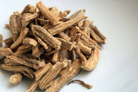 Ginseng roots Stock Photo - 2856279