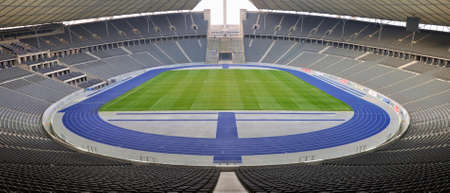 olympic stadium: Berlin Olympic stadium Editorial