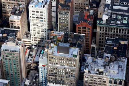 View of the Manhattan Stock Photo - 18155530
