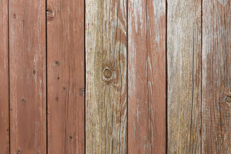 wall textures: Close-up of weathered wooden boards.