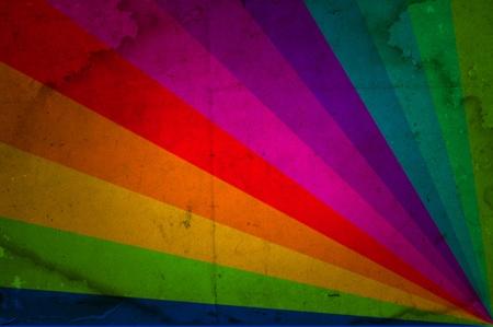 Multicolor onretro paper Stock Photo - 10788970