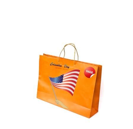 Shopping Bag (Holidays: Columbus Day) photo