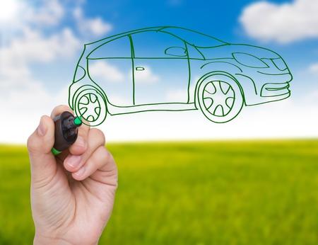 Nowa koncepcja samochodu