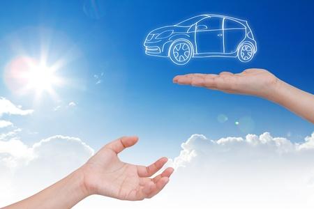 ubezpieczenia: Nowa koncepcja samochodu