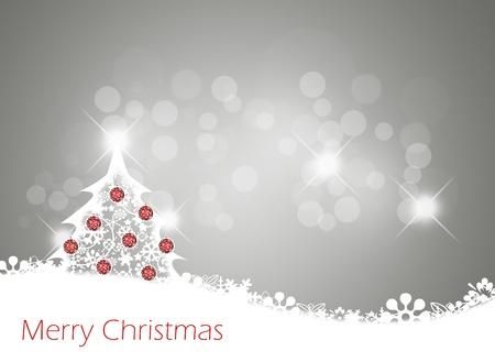 メリー クリスマスの背景。 写真素材
