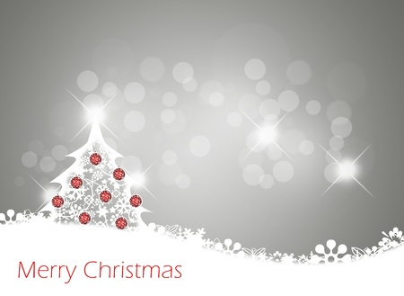 Merry christmas background. photo