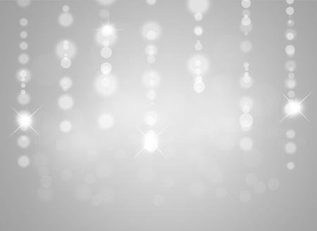星と美しいの抽象的な灰色の背景。