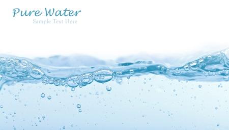 druppels water op de vloer