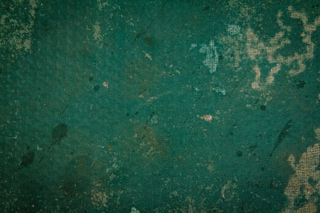 Old green paper texture for background Stock Photo